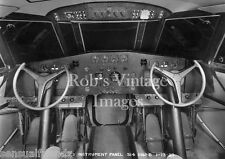 Pan Am Clipper Boeing B- 314 flying Boat Airplane Flight controls photo