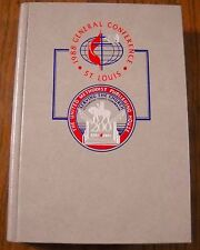 THE UNITED METHODIST BOOK OF HYMNS 1988 GENERAL CONFERENCE ST. LOUIS HARD BACK