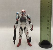 "Custom 1/18 Microman Clone Republic Commando RC Sniper Sev Star wars 4"" Figure"