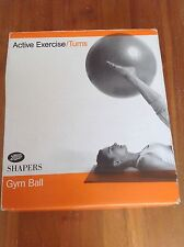NEW ***BOOTS*** SHAPERS Active Exercise Toning GYM BALL 65cm
