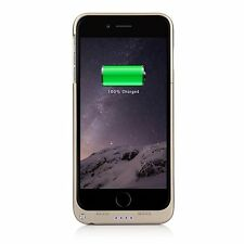 4800mAh External Battery Backup Charger Case G Kickstand/LED Indicator iPhone 6+