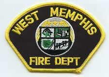 WEST MEMPHIS ARKANSAS AR FIRE PATCH