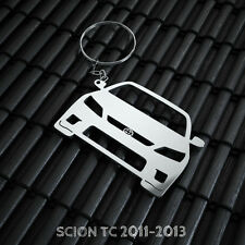 Scion TC 2011 Stainless Steel Keychain