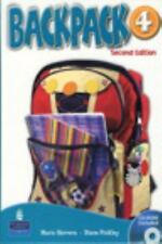 Backpack 4 with CD-ROM (2nd Edition)