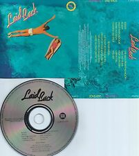 LAID BACK-LAID BACK-1981-GERMANY-TELDEC / UTRA PHONE RECORDS 6.24925 cd-AS-CD-M-