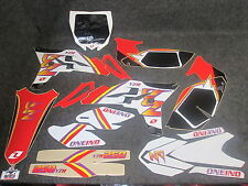 YAMAHA YZF250 2010-2013 One Industries white retro old school 90'S graphics 1G65