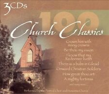 100 Church Classics by Steven Anderson (CD, Jan-2006, 3 Discs, Madacy Christian)