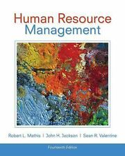 Human Resource Management by Robert L. Mathis, John H. Jackson and Sean R....