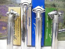 Campagnolo seatpost lot of 4 , record super record gran sport  new in box.
