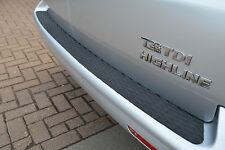 VW T6 REAR BUMPER PROTECTOR - NON-SLIP IT'S THE SAFETY MUST HAVE