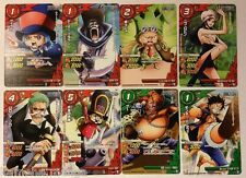 Carte One Piece Miracle Battle Carddass Reg Set Complet 30/30 OP18