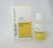 Neostrata 30% Citric Acid Brightening Peel ~ 1 oz ~ BNIB
