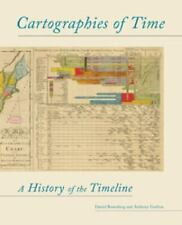 Cartographies of Time: A History of the Timeline, Rosenberg, Daniel, Grafton, An