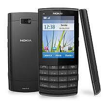 Nokia X3-02 Mobile With Touch And Type 3G Wifi 5MP Camera.Multi Colors Avalable.