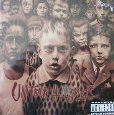 KORN - Untouchables (CD) FREE UK P+P ..........................................