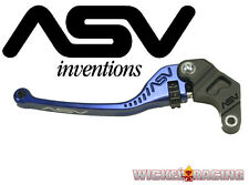 Yamaha R1 R1M R1S 2015 2016 ASV F3 Lever Set Blue Long