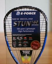 """E-Force EForce E Force Racquet BEDLAM STUN 160g 3 5/8"""" GRIP"""