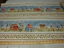 Red Rooster Fabrics 100% cotton   Sew Nice To Be Home  25089  Mul1  by the yard
