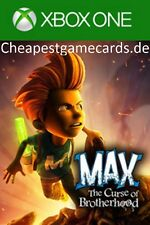 Max The Curse of brotherhood Xbox One Full Game código descarga key por correo electrónico