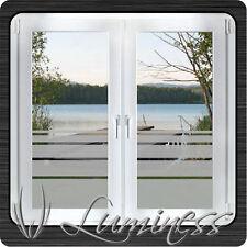 Fensterfolie Glasdekor Fenster Sonnenschutz Sichtschutz Bad Badezimmer Küche S6