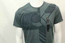 Men's NEW Calvin Klein Jeans Tshirt Crew Gray Size Xsmall Nwot Short Sleeve