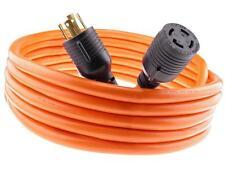 30 Amp 40 FT NEMA L14-30 4 Wire 10 Gauge 125/250V Generator Power Cord