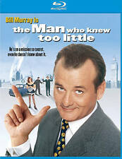 The Man Who Knew Too Little (Blu-ray Disc, 2015)