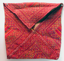 BAG BANJARA HANDMADE TRIBAL PURSE RAJISTAN TEXTILE FABRIC MIRROR INDIA ETHNIX