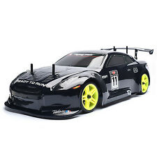 HSP 1/10 Drift Car Scale Models 4wd Nitro Gas Power On Road Touring Racing Car