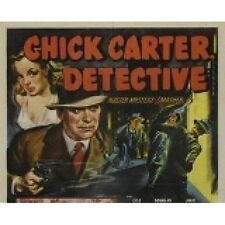 Chick Carter, Detective - Classic Movie Cliffhanger Serial DVD Lyle Talbot