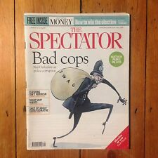 The Spectator Magazine - 7 March 2015 (Police Corruption)