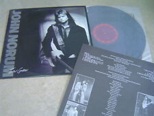 "JOHN NORUM(KOREA VINYL LP 12"")TOTAL CONTROL 1987 w/INSERT EX sweden/EUROPE"