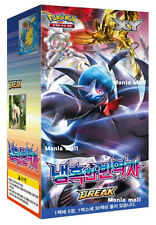 "Pokemon cards XY BREAK ""Ruthless Rebel"" Booster Box (30 pack) / Korean Ver"