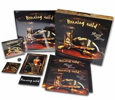 RUNNING WILD - RAPID FORAY BOXSET INC. DIGI CD, 2LP, STICKER, BUTTON, MOUSEPAD..