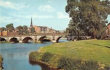 B103563  the english bridge shrewsbury    uk