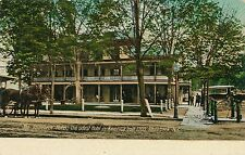 RHINEBECK NY – The Rhinebeck Hotel – The Oldest Hotel in America Built 1700