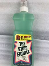vintage the stain fighter spray bottle cleaner Made In USA Late 70's -80's