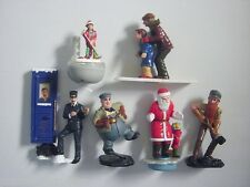 THE POLAR EXPRESS 2004 KINDER SURPRISE FIGURES SMALL SET  FIGURINES COLLECTIBLES