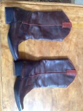 MIA Riding Boots Size 7.5 Soft Leather