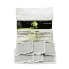 New - Set of 6 Natural Bamboo Charcoal Diaper Household Shoe Deodorizer Sachets