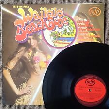 The Best Of The Waikiki Beach Boys ( EMI MFP 50077) Excellent Stereo Vinyl