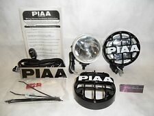 "PIAA 510 Super White Driving Lamp Kit 4"" Round Xtra 55W = 100W ( 5164 )"