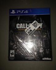 NEW Call of Duty Advanced Warfare Atlas Limited Edition PS4 Playstation 4