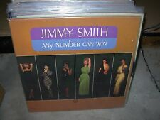 JIMMY SMITH any number can win ( jazz ) RVG