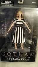 """BARBARA KEAN Gotham """"Rise of the Villains"""" Deluxe Collector's Act. Fig."""