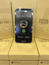 N/O Samsung Galaxy S5 G900T Black 16GB - T-Mobile MetroPCS Simple Mobile