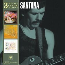 Original Album Classics - Santana (2010, CD NEU)3 DISC SET