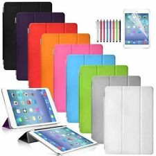SMART COVER CUSTODIA MAGNETICA + BACK CASE PER IPAD AIR 2 6G PELLICOLA PENNINO