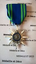 Médaille de Chevalier de l'Ordre du Mérite Maritime (fra 021)