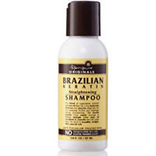 Brazilian Keratin Straightening Shampoo Travel Size 2.8